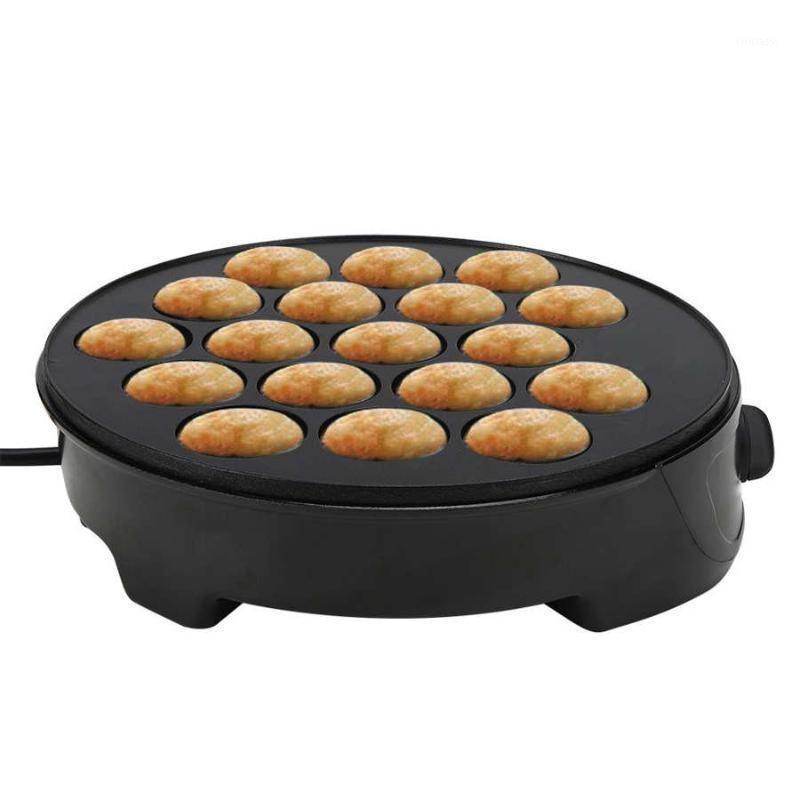 Bread Makers 18 Holes Baking Panr Household Takoyaki Machine Octopus Ball Mini Electric Pan Breakfast 220-240V Maker1