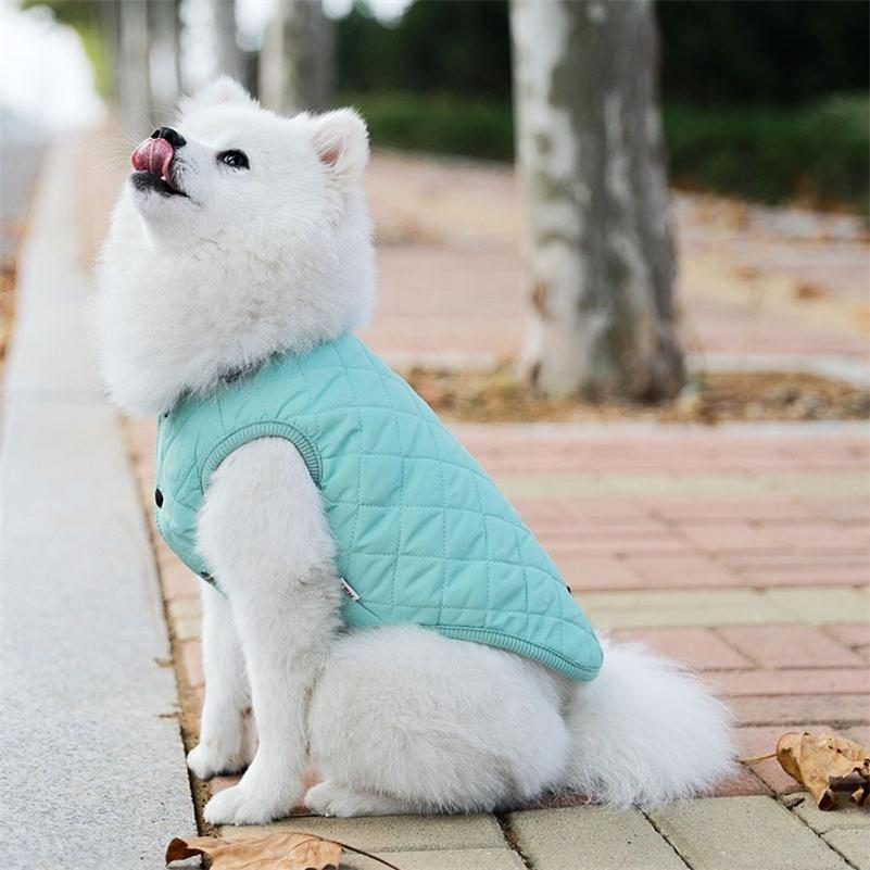 Winter Dog Clothes Thick Warm Dog Hoodie Pet Clothing For Dogs Coat French Bulldog Clothes For Dogs Jacket Pet Outfit Ropa Perro LJ201130