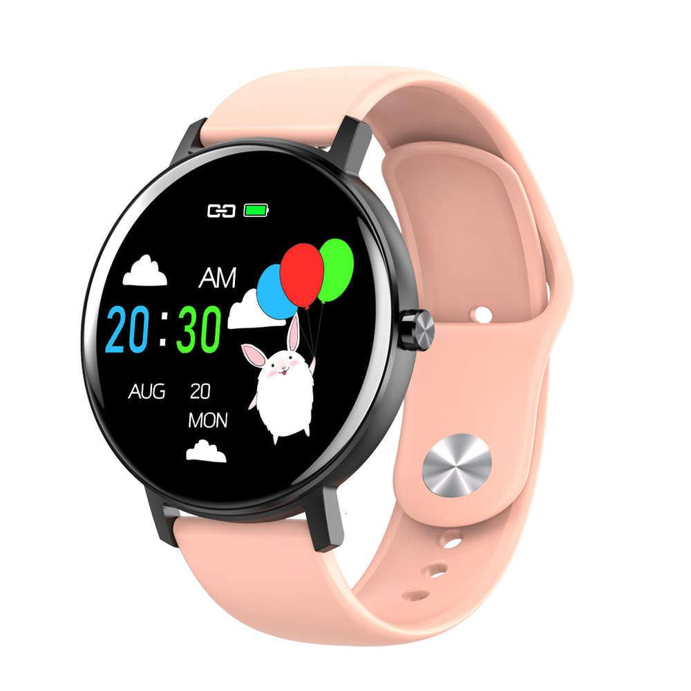 New R18 Step Blood Prsure Pure Heart Rate Sleep Impermeable Intelligent Sports Brazalet Watch GiftBGT
