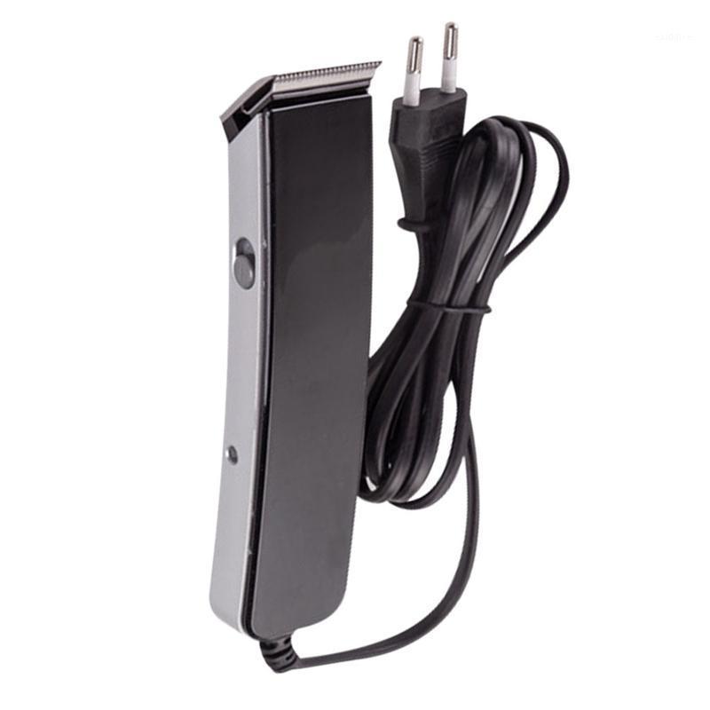 Coiffeur électrique Cripper Applique électrique Coiffeur Coiffeur Ménage Ménage Mini Coiffeur Shaver Bard Couper Machine UE Plug (Noir) 1