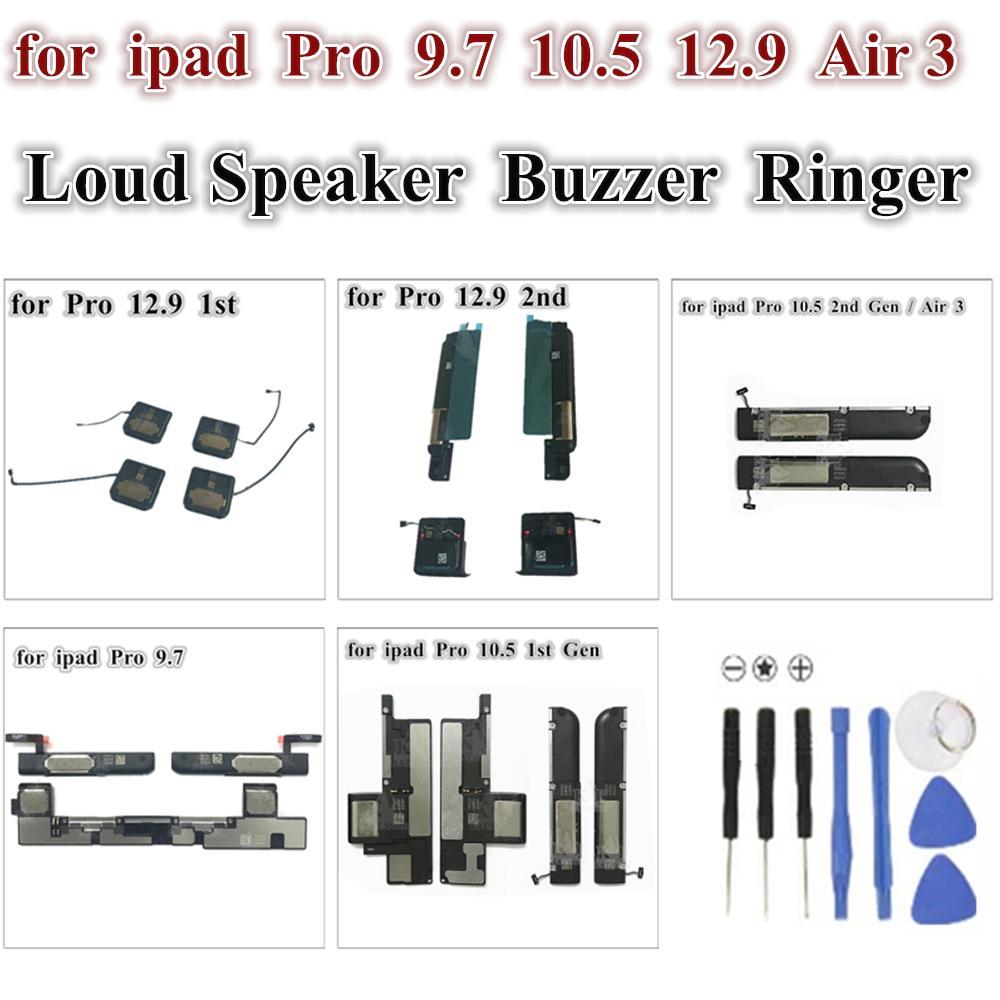 1 قطع بصوت عال المتكلم الطنان ringer flex مجموعة لباد برو 9.7 10.5 12.9 بوصة 1st 2 جنرال الهواء 3 مكبرات الصوت استبدال أجزاء