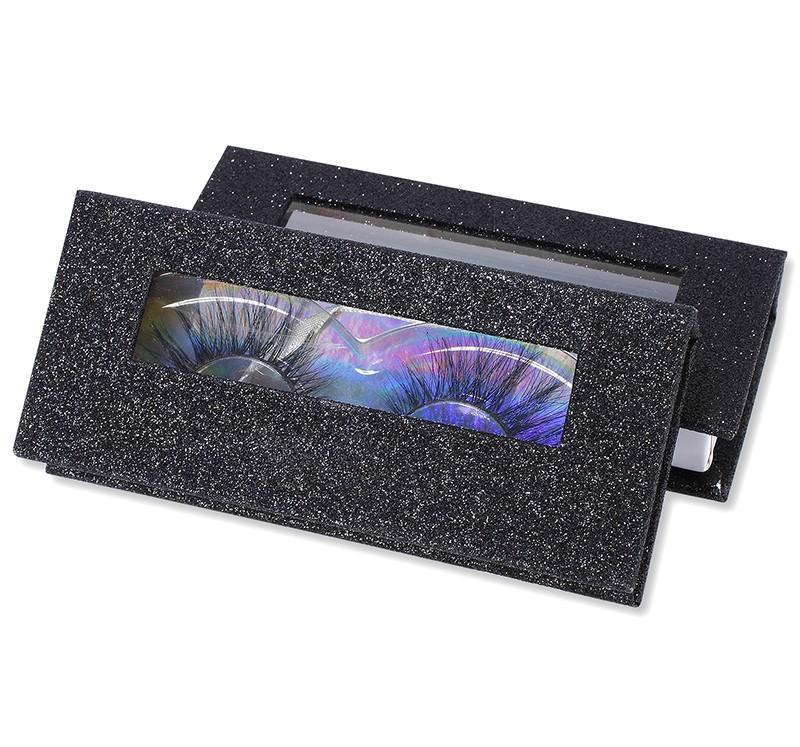 속눈썹 트레이가있는 자기 속눈썹 상자 3D 밍크 속눈썹 상자 가짜 속눈썹 포장 케이스 빈 속눈썹 상자 화장품 도구 무료 배송