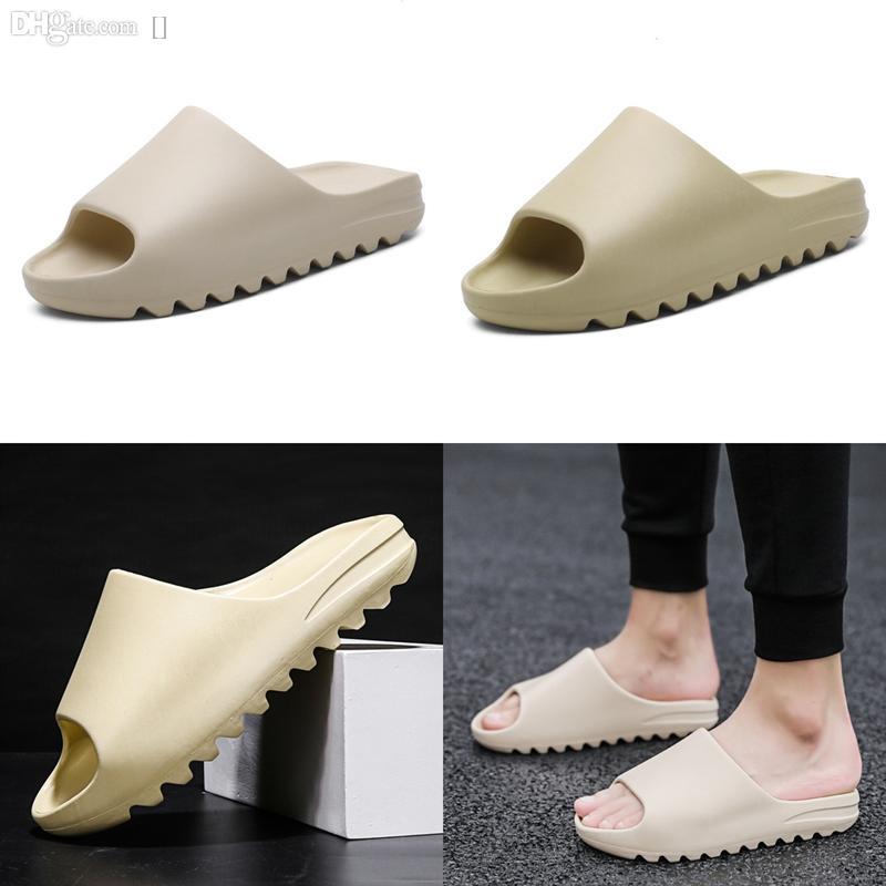 GDCZI Frau Hausschuhe Mode Mode Slipper Strand Dicke Boden Slipperswomen Schuhe Hohe Qualität Ferse Dame Sandalen Leder groß