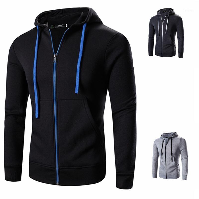 2017 herren frühling herbst beiläufige mantel männer klassische hoodie kleidung top kleidung männliche hoodies sweatshirts zip up hoody jacken1