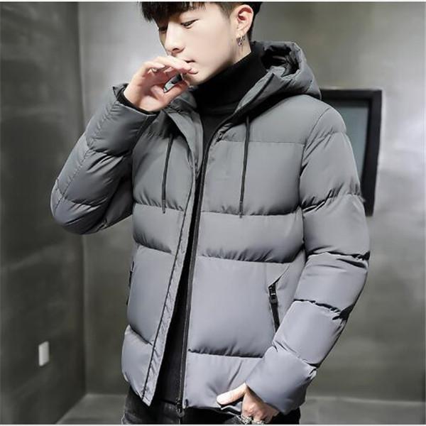 Inverno 2020 incappucciati caldo cotone imbottito giacca corta giacca imbottita utensili giacche vestiti cappotto nuovi Capispalla vestiti parka