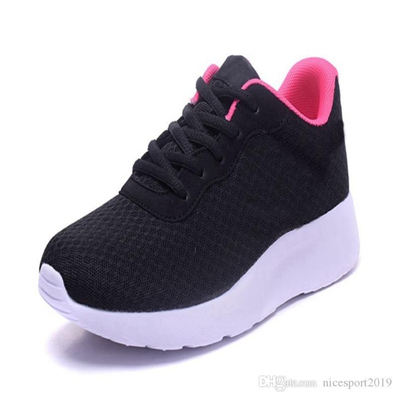 Freies Verschiffen 2020-Turnschuh-Trainer alle schwarz weiß rot Schuhe für Männer Frauen Sport Designer DH77-5463