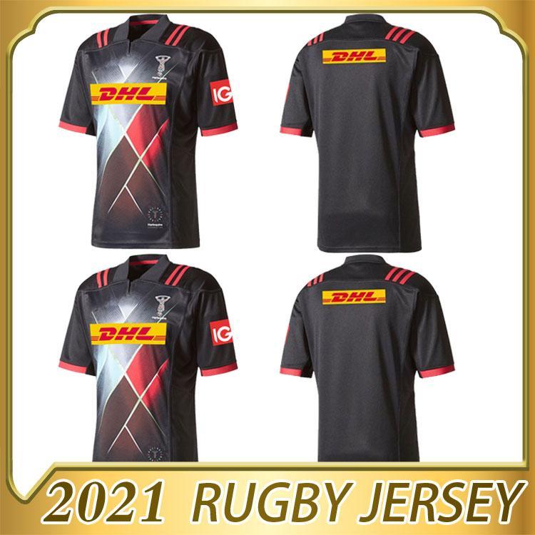 Heiße Verkäufe Neue 2021 Harlequins Jersey Home Rugby Jerseys League Hardy Harlequins Rugby Jersey Hemden S-5XL