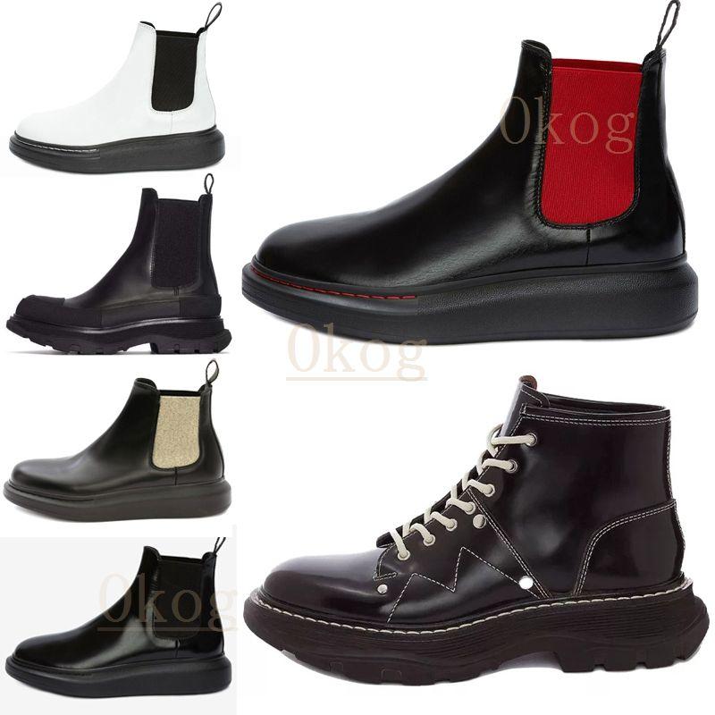 2021 أحدث الأحذية النسائية مصمم مارتن فقي البقلي الدانتيل يصل ارتفاع سميكة وحيد مطاطا القماش التمهيد جلد حقيقي الشتاء سيدة الأحذية حجم 35-40