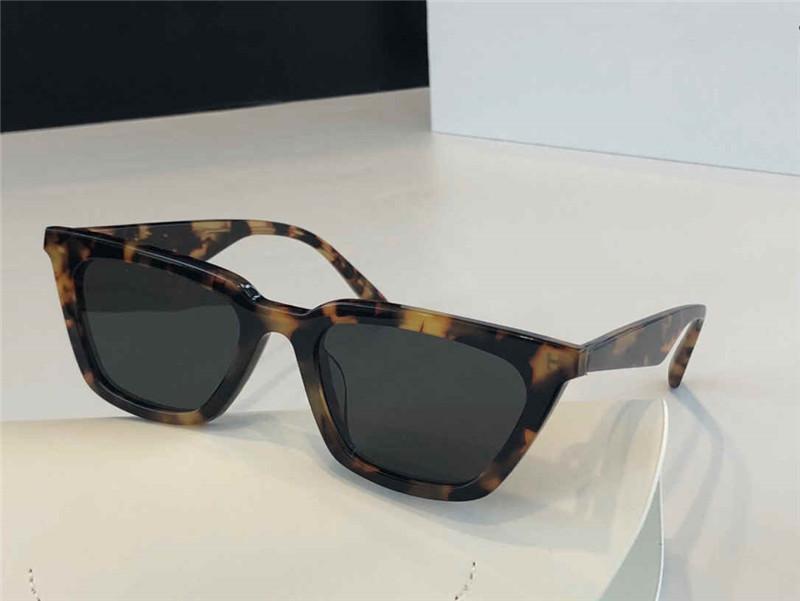 AGAIL New fashion men and women sunglasses eye protection UV protection unisex style rectangular top sheet full-frame frames free box