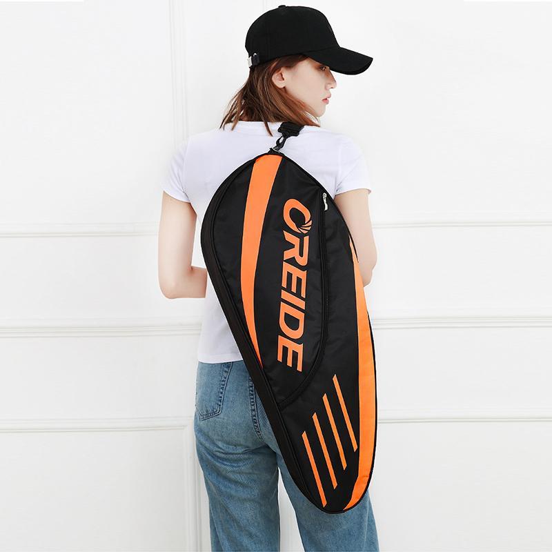 Теннисная ракетка рюкзак спорт abadminton обложка сумка падиль головной теннис сумка для плеча мужчины женщины теннисный рюкзак 3-6 ракетки рюкзак f1221