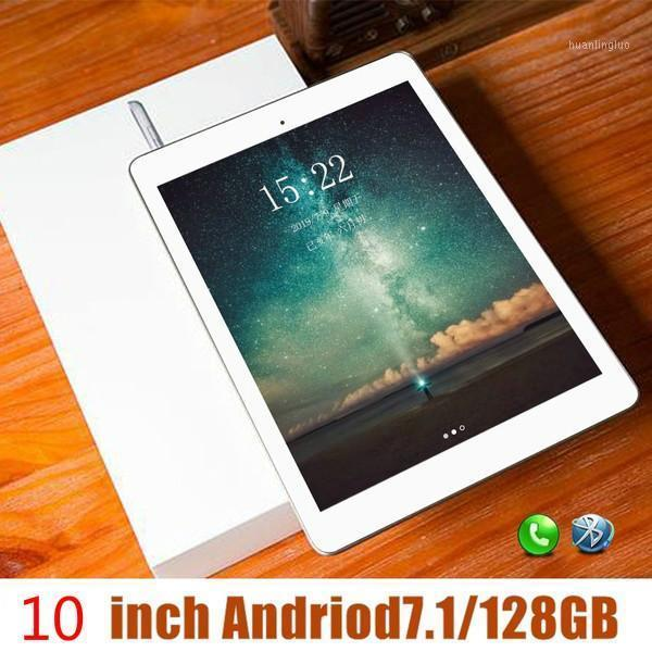 Tablet PC 2021 10 Inch Dual SIM 4G Phone WIFI Andriod 9.0 Ten Core With 6G And 128GB Memory Pad1