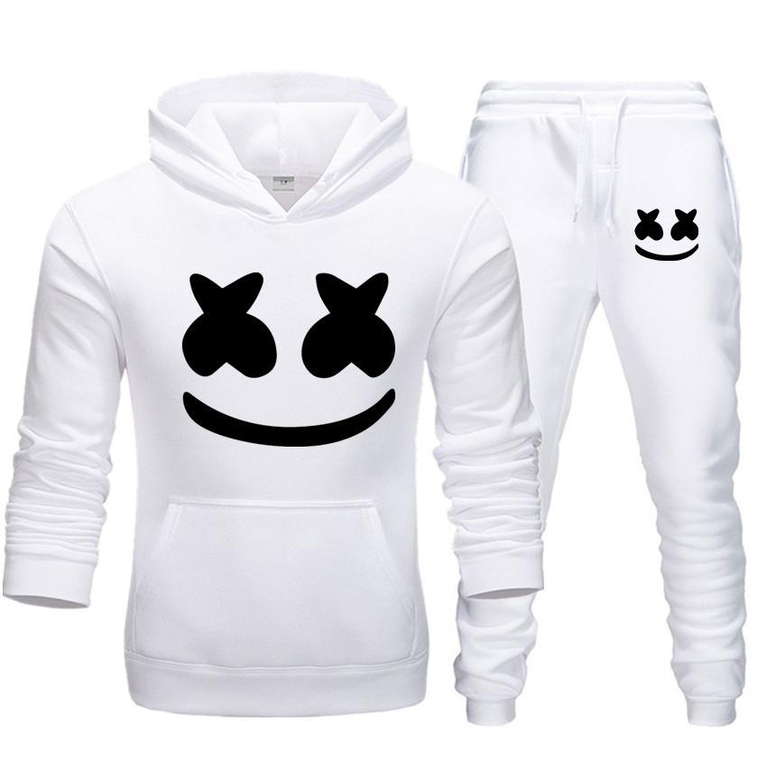 Mode Planche à roulettes Sweat-shirts 2020 Vêtements pour hommes Hip Casual Vêtements automne OverSize Hop Streetwear