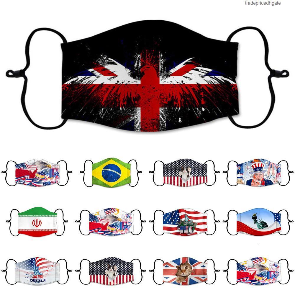Kullanımlık Filtre Solunum Koruyucu 95% Katman 5 Vana Maskesi Tasarımcı Maskeleri Moda Yetişkin Yüz Kalkanı Değil # 356 16