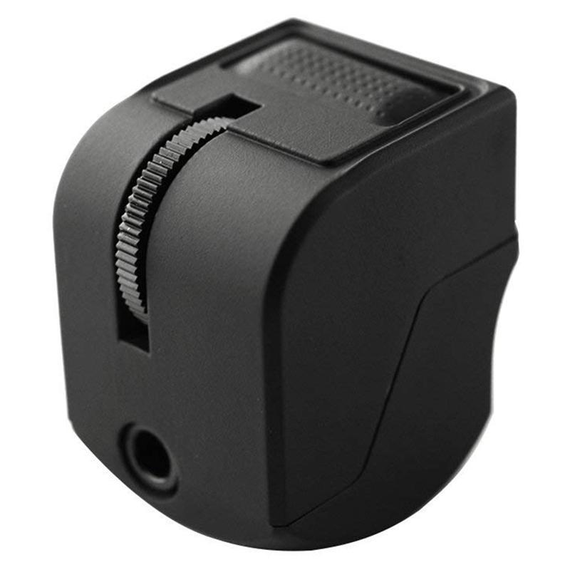 Fone de ouvido controlador 3,5 milímetros Mini Handle Headset Adapter for Controlador com microfone do fone de ouvido controle de volume