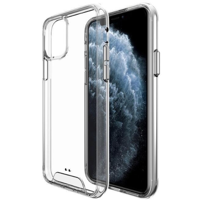 بريميوم شفاف وعرة واضح حالة فضفاضة حالة فضفاضة لحالة فون XS 11 برو ماكس XR X 6 7 8 زائد مع حزمة البيع بالتجزئة