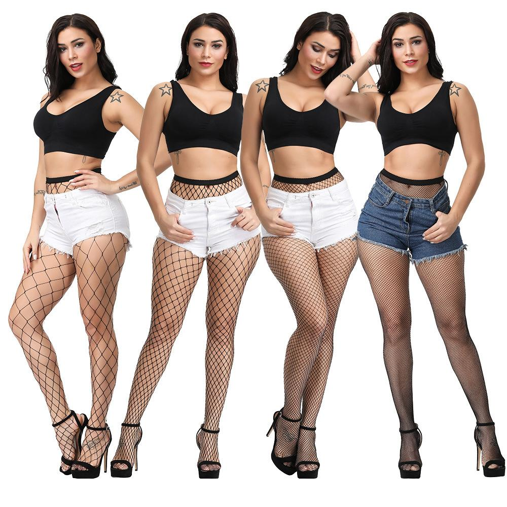 Calze sexy Donne Calze Base calzini antiscivolo Charme Tentazione Calze a rete delle donne di modo Collant Calze di vendita migliori