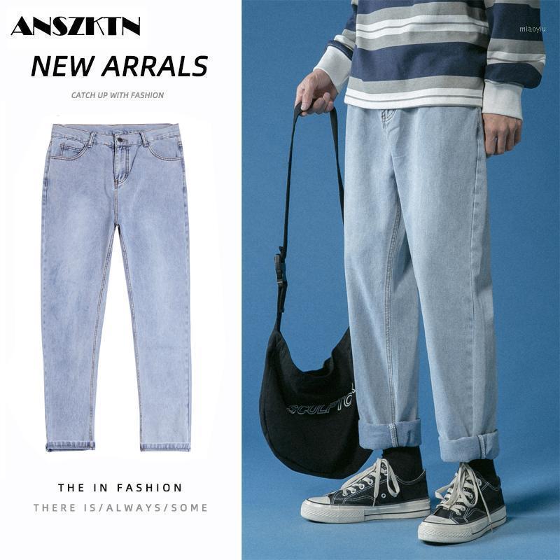 Новые тощие джинсы мужские стритюва уничтожены разорванные джинсы Homme хип-хоп мужские повседневные спортивные карандаш брюки прямые джинсовые нарушения1