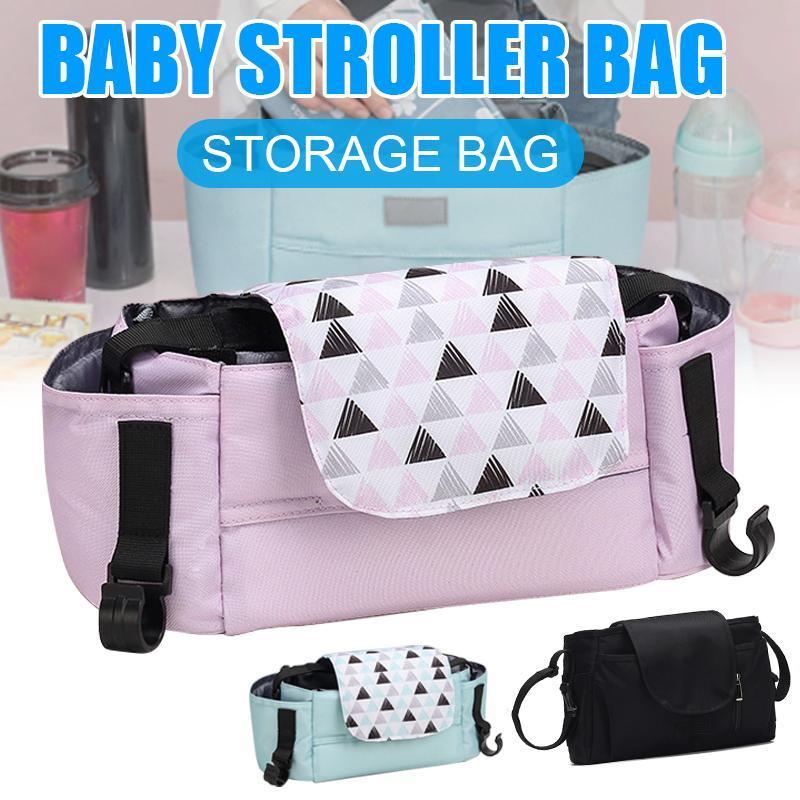 Косметические сумки Case Простая Ultimate Сумка для коляски Большая емкость Подгузник для женщин -OPK