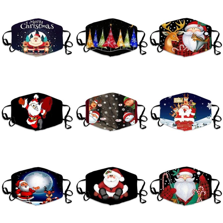 Европа и Америка Камуфляж маска Printed Респиратор маски Уборка Дизайнерские маски # 803