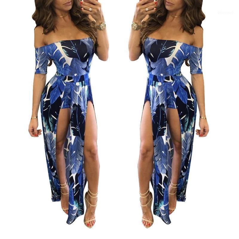 Retro Style Elegance Travel Style Womens Costume Dresses Women Dress New Ladies Female Print Strapless Autumn Classic1