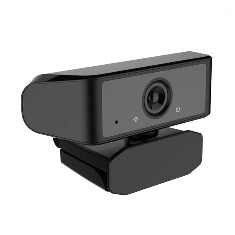 Webcams rotativle portátil portátil laptop livre 1080p HD para plugue de computador e jogar transmissão ao vivo universal com microfone web camera1