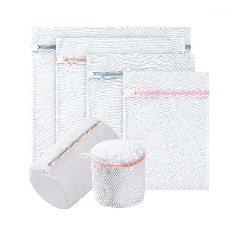 Для стиральной машины блузка нижнее белье для уборки бытовой уборки женское бельё защитное с монтажным мешком по многоразовой белье сетка мешок Hosiery1