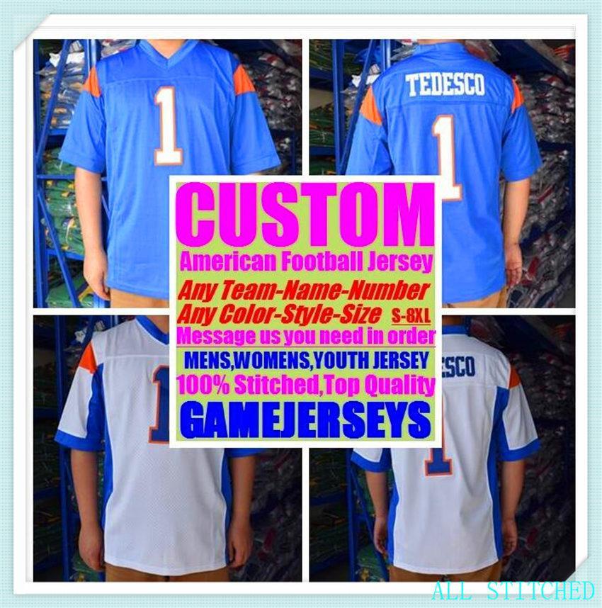 Custom Baseball Hóquei Basquete Mens Mulheres Juventude Juventude Futebol Jerseys Vapor Esportes Vapor 2021 Jersey Venda 4xL 5XL 6XL