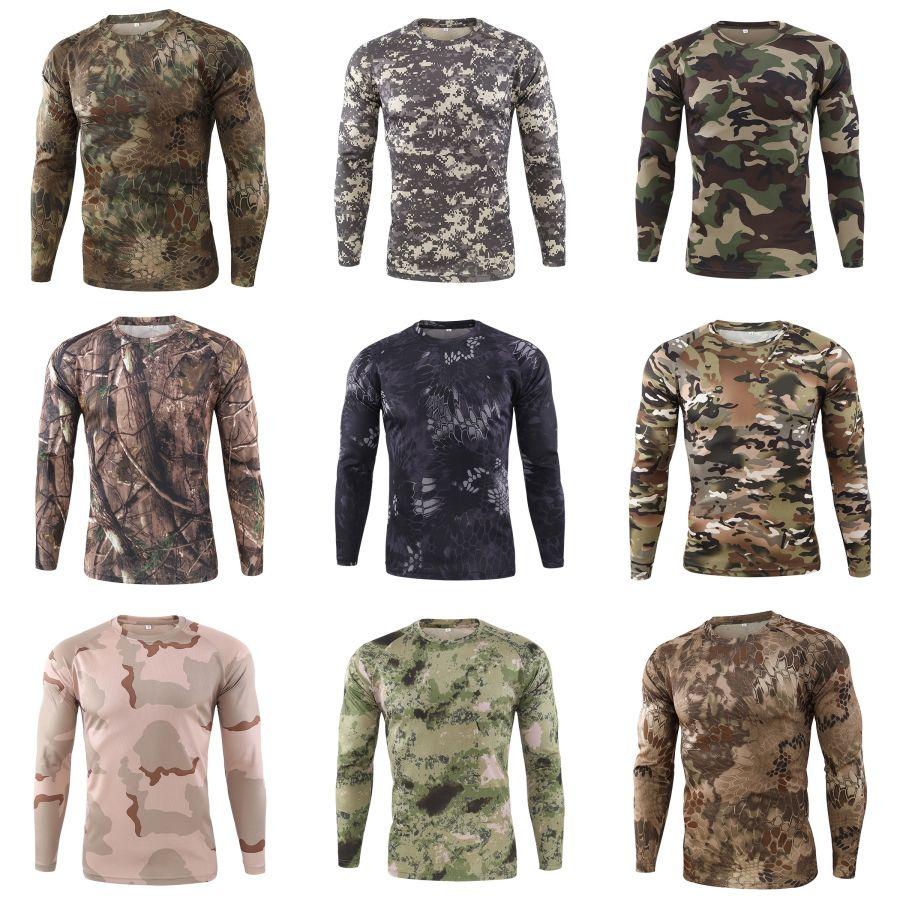 Bandana T-shirts pour hommes imprimé cachemire à manches longues T-shirts de marque T-shirts Chemise de qualité supérieure coton vêtements en gros # 726