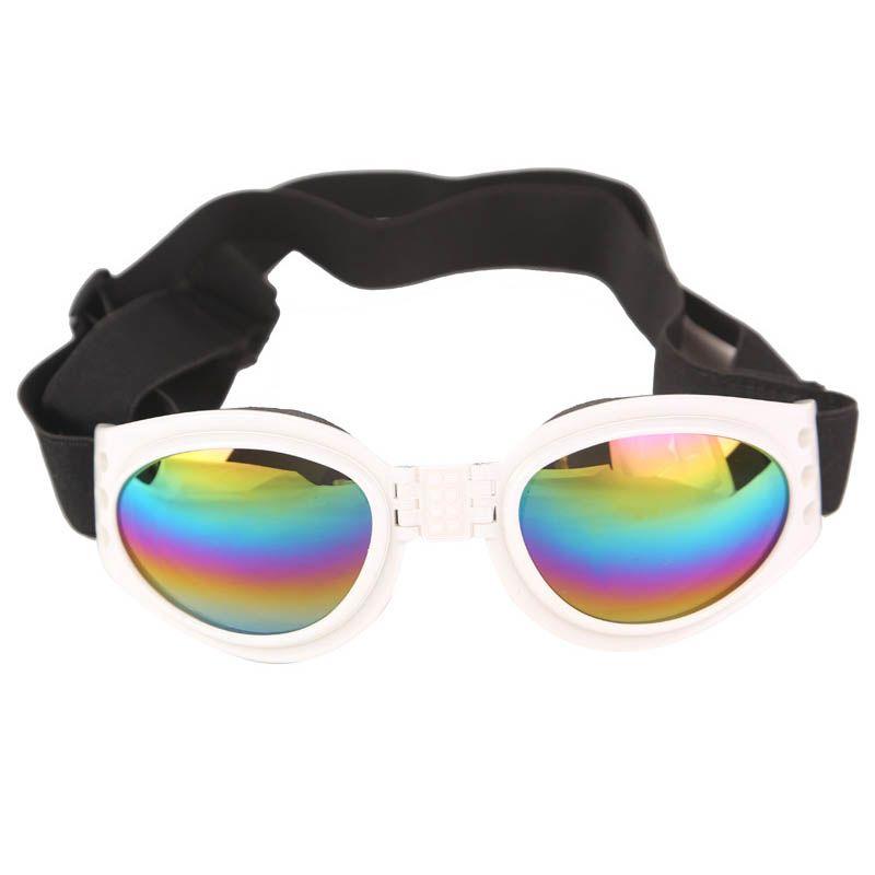 Dog Eyewear 1 Pc Sun Glasses Dog Sunglasses UV Protection Pet Accessories Foldable Cute Waterproof