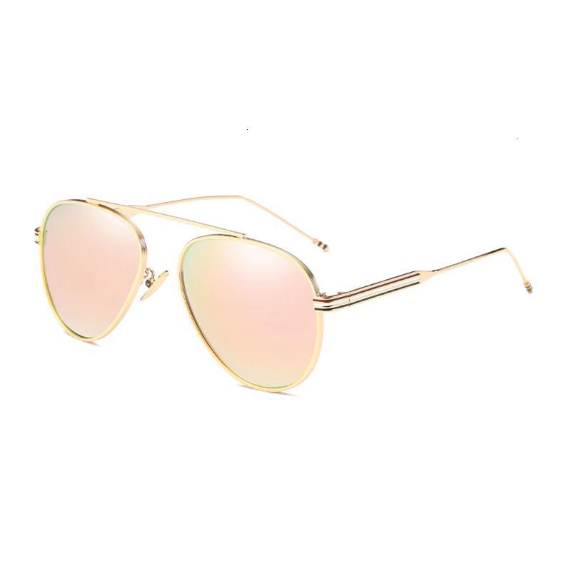 Loke la nueva tendencia de gafas de sol polarizadas y coloridas.