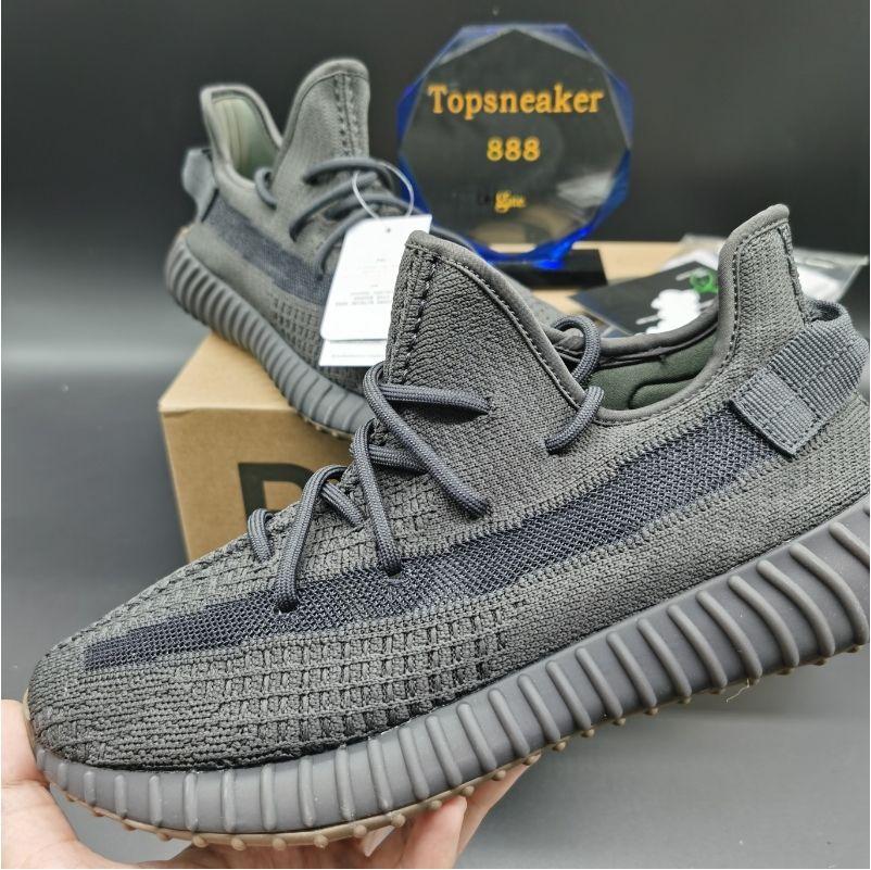 Kanye West 3M Homem estático Correndo Tênis Novo Israfil Cinder Deserto Sábio Terra Terra Luz Zebra Homens Homens Trainers Designer Sneakers US 13