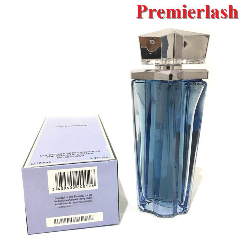Hot Sale ANGEL Perfume 100ML for Women Eau De Parfum Spray Women's Perfume Liquid Long lasting Frangance with Box