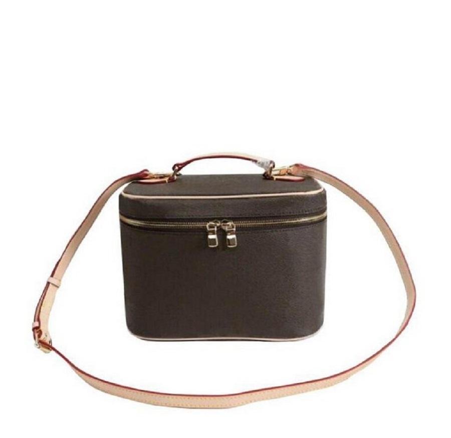 bolsa de cosméticos neceser de maquillaje bolsas de aseo de aseo bolsa neceser bolsa de dama al por mayor de Cubo presbicia RG2030519 bolso mensajero sac