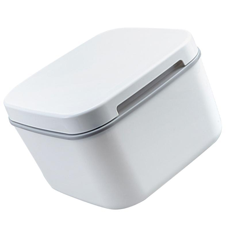 Envase de botellas de almacenamiento 1PC Contenedor de arroz con tapa de grano, dispensador de harina, caja de contenedores a prueba de humedad