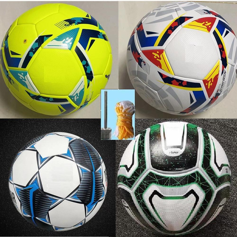 20 21 La Liga Bundesliga 축구 공 2020 2021 Merlin Acc 축구 입자 스키드 저항 게임 훈련 축구 공 크기 5