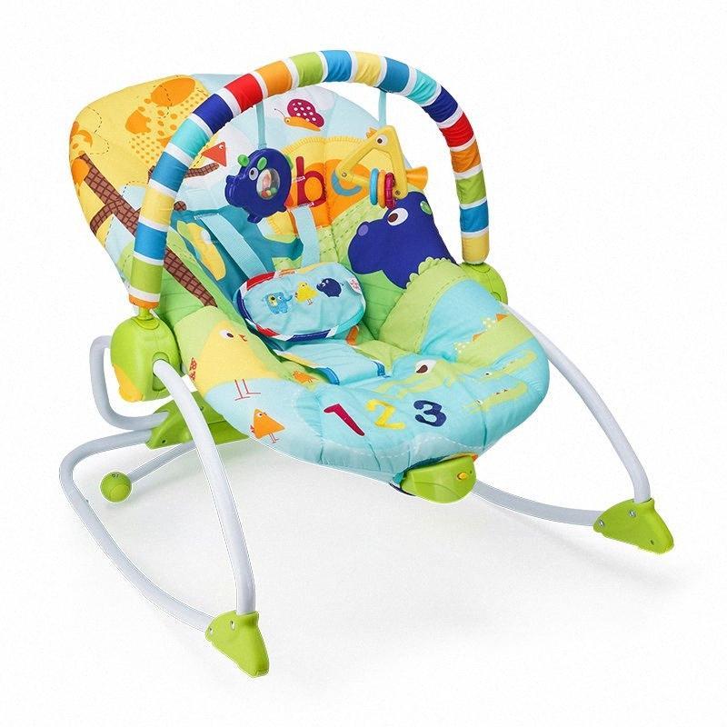 Ajustable Cuna multifuncional bebé gorila balancín oscilante coaxial dormir asientos de silla de niño n9Cf #
