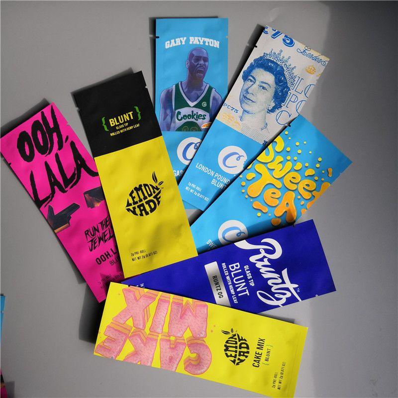 NOUVEAU Cookies Runtz prélecture Blunts Gary Payton thé sucré mylar sans odeurs LEMONNADE Runtz Mintz cooleader emballage herbe sèche