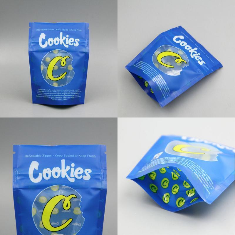 Küçük Çerezler Mavi Sarı 3.5 Gram Çerezler California SF 1Gram Kar Adam Beyaz Blanco Gary Payton Ambalaj Edices Jlliec