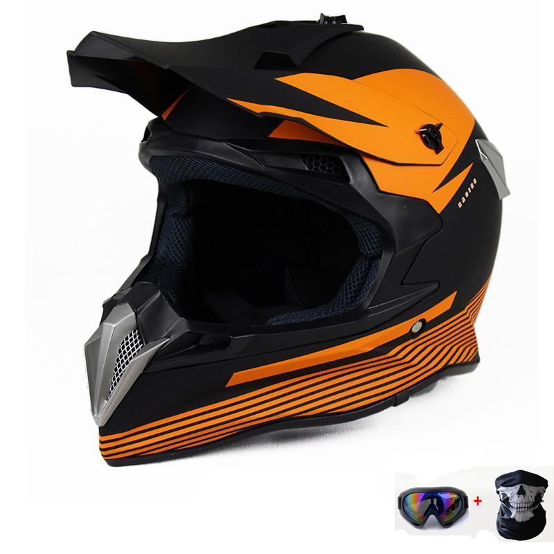 WLT Moto Atv Atv Bike Casco Motocross DH DH DOWHILL Moto Motocross Caschi Motor Goggles Moto Maschera Regalo