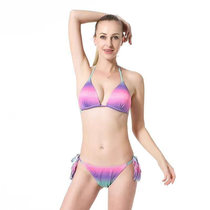 Maillots de bain pour femmes maillots de bain maillots de bain maillots de bain maillots de bain 2 pièces Fashion Beach Beachwear Women Sunsuit