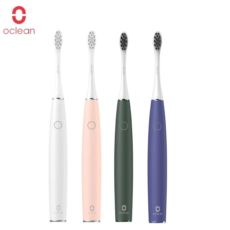 Oclean Air 2 Sonic Elektrische Zahnbürste IPX7 Wasserdichte Schnellladung 3 Bürstenmodi Ruhiger Smart Zahnbürste Für Erwachsene Neue