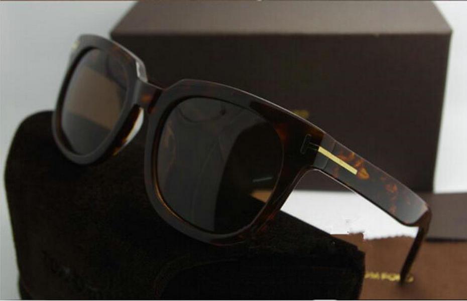 2021 Yeni TOYARN Moda Seksi Bayanlar Kedi Göz Güneş Kadınlar Vintage Marka Büyük T Kare Tom Degrade Güneş Gözlükleri Kadın óculos UV400 Tom 211