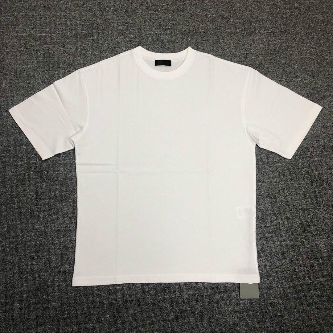 19SS 유럽 티 패션 크루 넥 높은 품질면 통기성 짧은 소매 커플 여성 남성 디자이너 T - 셔츠 HFKYTX020