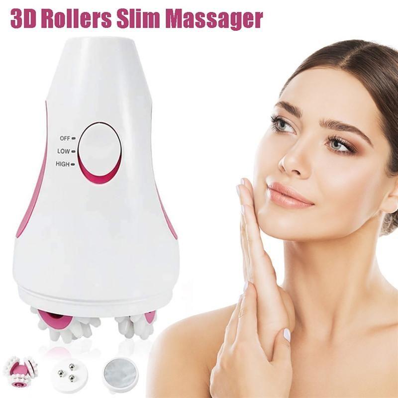 Roller-instrument de massage-machine Maigrir abdominale exercice poignée-tenue de massage machine outil de massage complet du corps