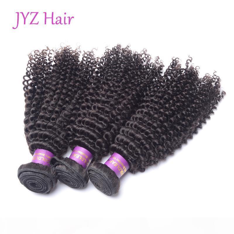 Brazillian peruana indígenas da Malásia Mongólia Kinky Curly Virgin Cabelo 3 Pacotes Kinky cabelo encaracolado não transformados mongol extensão do cabelo humano