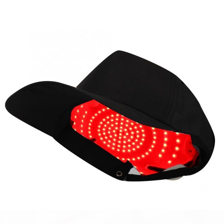76 152 276pcs Lamba Boncuk Saç Büyüme Şapka Cap Yağ kontrolü Erkekler Kadınlar İçin Ayarlanabilir Saç Büyüme Tedavisi Cap Decive