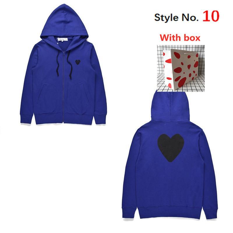 Sudadera con capucha para hombre Tops de algodón de alta calidad con etiquetas con letras de hip hop impresas mangas largas con caja