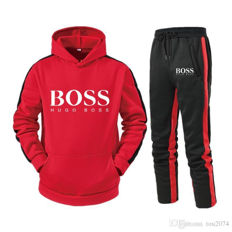 n7BOSS 2020 новые дизайнеры спортивные костюмы мужские мужской спортивный костюм спортивный костюм женщин беговые куртка толстовка мужская толстовка спортивная