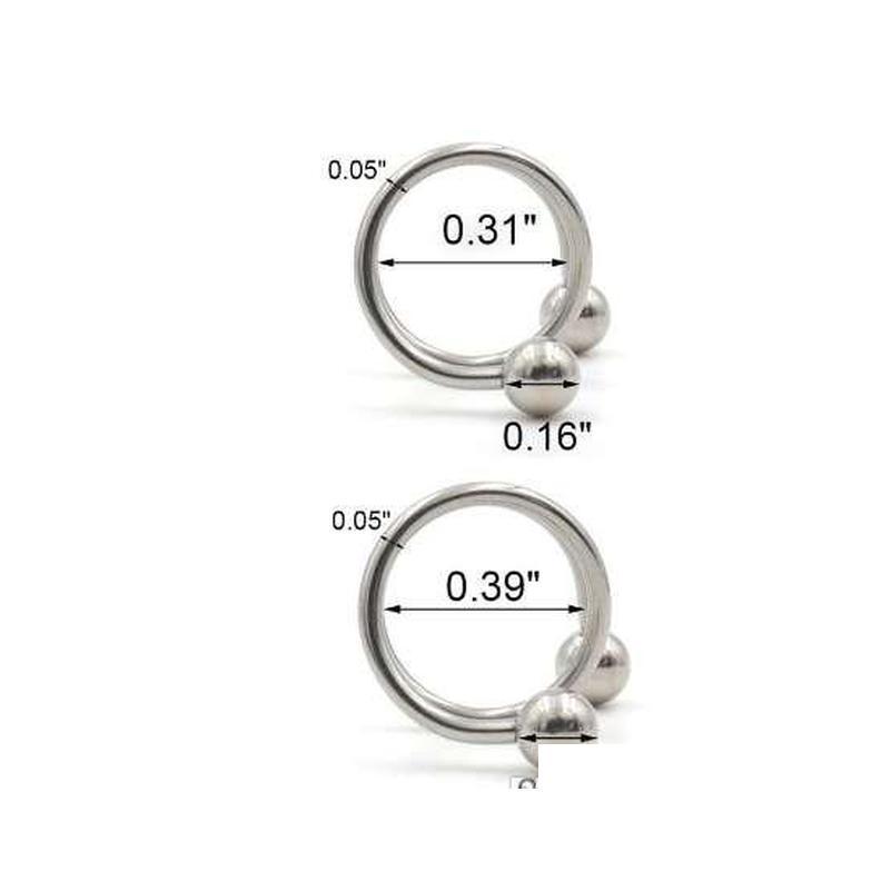 2pcs/lot Gauge 16g Ball Steel Anodized S Double Spiral Twister Barbell Earring Ear Cartilage Helix Lip R jllVqe carshop2006