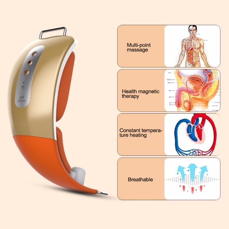 Multi-funcional Elétrico Enlargement Massagem Sexo Estimulação Lasting Pacemaker Sexual Obstáculo Massageador